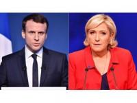 Fransa Cumhurbaşkanlığı Seçiminde Macron Ve Le Pen İkinci Turda