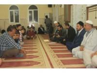 Mardin'de Miraç Kandili Dualarla İhya Edildi