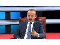 "Ak Parti Grup Başkanvekili Bülent Turan: ""Chp Ana Muhalefet Değil, Bir Marjinal Partidir"""