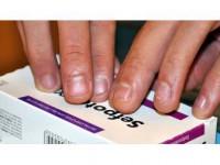 İlaç Kutularına Görme Engelliler İçin Kabartma Yazı