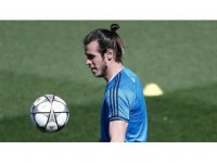Real Madrid'de Bale Yine Sakatlandı