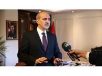Başbakan Yardımcısı Kurtulmuş: Akpm'nin Kararı Türkiye Karşıtı Kampanyanın Sonucu