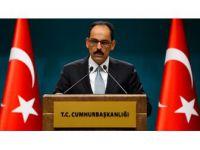 """Cumhurbaşkanlığı Sözcüsü Kalın: """"Birileri Türk-Arap Husumeti Oluşturmaya Çalışıyor"""""""