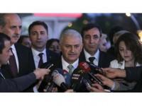 Başbakan Yıldırım: Akpm'nin Kararı Tamamen Siyasi Bir Karar