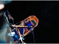 Kayalıklara Düşen Kadın İtfaiye Ekipleri Tarafından Kurtarıldı
