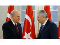 Başbakan Yıldırım, Mhp Genel Başkanı Bahçeli İle Görüşecek