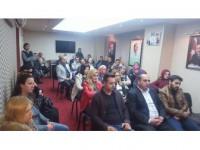 Ak Parti Bilecik İl Ve Merkez İlçe Yöneticileri Referandum Sonrası İlk Kez Toplandı