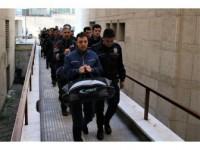 5'i Emniyet Personeli 14 Kişi Fetö/pdy Terör Örgütüne Üye Olmaktan Adliyeye Sevk Edildi
