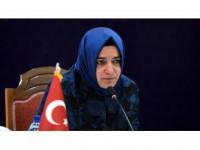 Aile Ve Sosyal Politikalar Bakanı Kaya: İnsanlık Adına Büyük Acı Ve Dramlar Yaşanıyor