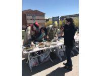 Yyü'de Fakir Öğrenciler Yararına Kermes