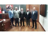 Diyarbekir Kültür Platformu'ndan Vali Aksoy'a Ziyaret