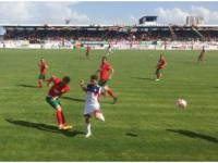 Amed Sportif Play Off'a Kaldı