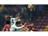 Galatasaray İle Bursaspor 96. Randevuda