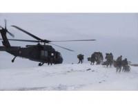 Tsk'dan Terörle Mücadelede Yoğun Mesai