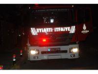 Bakırköy'de Restoran Yangını