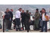 Körfez'deki Tanker Yangınında Kayıp İşçinin Cesedine Ulaşıldı