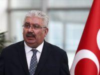 MHP Genel Başkan Yardımcısı Semih Yalçın: ''MHP'ye Operasyona İzin Verilmeyecek''