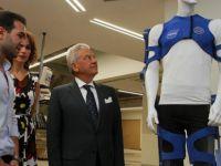 Mehmet Ergül Astronotlar İçin Egzersiz Kıyafetine ödül aldı