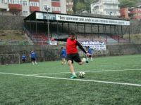 Balıspor'lu Amatör Futbolcu Attığı Golü Hakeme İptal Ettirdi