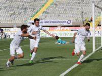 Spor Toto 3. Lig, Çorum Belediyespor 0-4 Altay