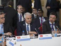 Başbakan Yıldırım: ''Somali'ye Güçlü Şekilde Destek Vermeyi Sürdüreceğiz''