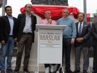 Maslak 1453'te Atatürk Heykeli Açılışı Yapıldı