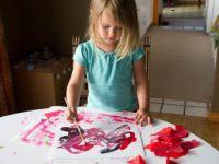 Çocuğunuzun yaptığı resimlere dikkat!