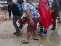 Güllük Limanı'nda İş Kazası; 1 Yaralı