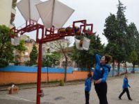 Selahattin Aydoğan Voleybol Smaç Makinesi tasarladı
