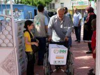 İHH'dan 400 Suriyeli Aileye Gıda Yardımı