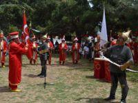 Çanakkale'de Türklerin Rumeli'ye Geçişinin 663. Yıl Dönümü Kutlandı