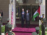 Trump ve Abbas Bir Araya Geldi