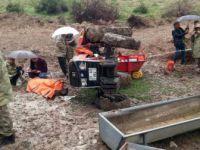 Tunceli, Çemişgezek'te Traktör Devrildi: 1 Ölü, 1 Yaralı (Ramazan Yetkin)