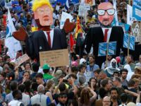 Nato Zirvesi ve Trump'a Brüksel'de protesto