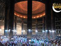 İslam Dünyası İlk Teravih Namazını Kıldı