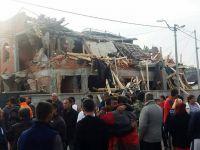 Sırbistan'da Cami Yıkımına Müslümanlardan Namazlı tepki!