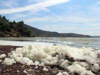 Bafa Gölü neden Köpürdü?