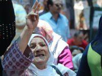 Açlık Grevi Yapan Filistinli Tutukluların Aileleri Çifte Sevinç Yaşıyor