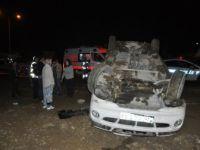 Bursa, İnegöl'de İftar Dönüşü Kaza: 7 Yaralı