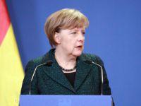 Almanya Başbakanı Merkel'den Abd Ve İngiltere'ye Sitem