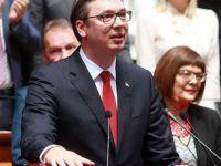 Sırbistan'da Aleksandar Vucic Dönemi başladı!