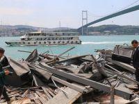 İstanbul Boğazı Kaçaklardan temizleniyor
