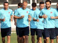 Türkiye A Milli Takım Makedonya Maçı Hazırlıklarını Tamamladı