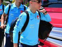 A Milli Futbol Takımı, Makedonya'nın başkenti Üsküp'te
