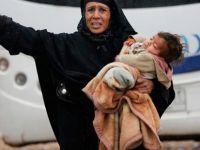 Irak'ta 700 Bin evsizin dramı