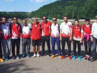 Diyarbakırlı DÜ'lü Atletlere Almanya'da 4 madalya