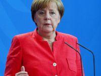 Almanya Başbakanı Merkel'den Türkiye ile Diyalog vurgusu!