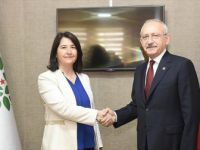 CHP Lideri Kılıçdaroğlu Hdp'yi ziyaret etti