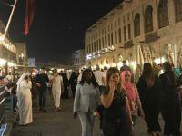Katar Sokaklarında Ramazan coşkusu devam ediyor