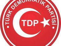 Makedonya Türk Demokratik Partisi ( TDP ) çok sert bir bildiri yayınladı
